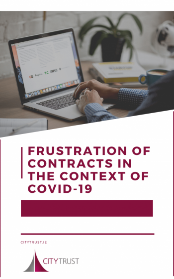 Frustration of Contracts in the Context of Covid-19