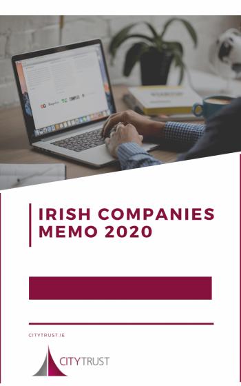 Irish Companies Memo 2020