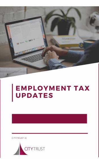 Employment Tax Updates