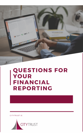 Questions for your financial reporting