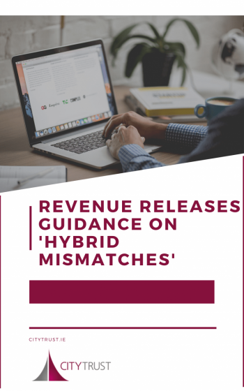 Revenue Releases Guidance on 'Hybrid Mismatches'